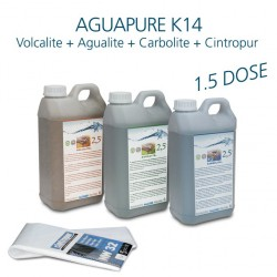 Mini-kit maintenance Water dynamic refiner Aguapure 14 for 2 years