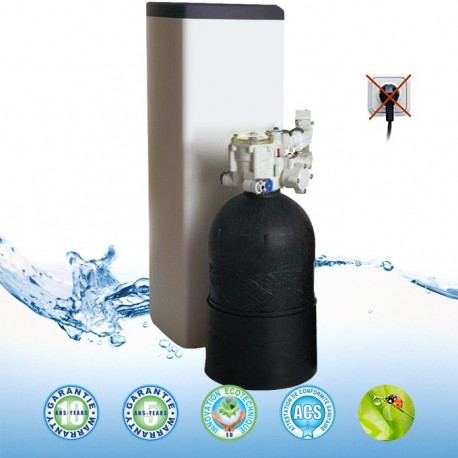 Comfort, health, economy and equipment protection with ECO water softener 2S