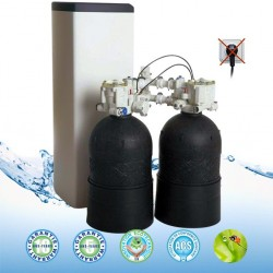 Comfort, health, economy and ecology are present with the water softener ECO 2D