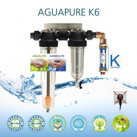Affineur d'eau Aguapure K6 écologique économique anticorrosion