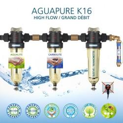 Affineur d'eau Aguapure K16 écologique économique
