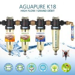 Affineur d'eau Aguapure K18 écologique dynamisation anticorrosion