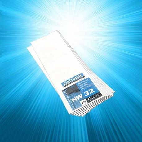 Promotion sur 30 manchettes de 25 microns pour filtre à eau Cintropur NW32