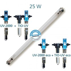 Cintropur lampe 25 w pour Cintropur UV 2000, Cintropur UV 2000 eco, Cintropur TIO-UV et Cintropur TIO-UV eco