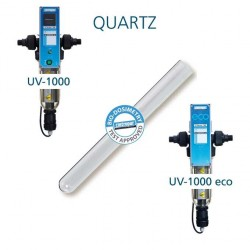 Cintropur quartz, sheath for UV lamp 11w water purifiers Cintropur UV 1000 and Cintropur UV 1000 eco