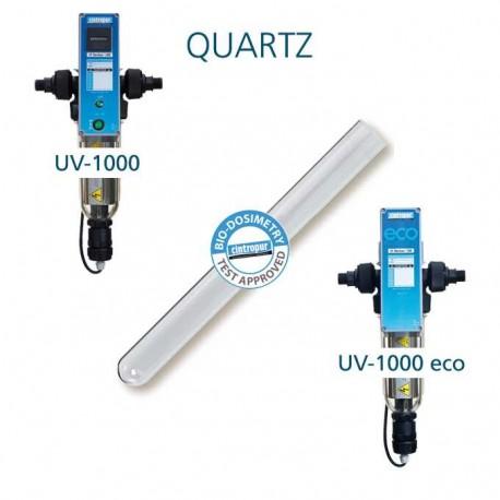 Cintropur quartz, sheath for UV lamp 11w water purifiers Cintropur UV 1000 and Cintropur UV 1000 eco
