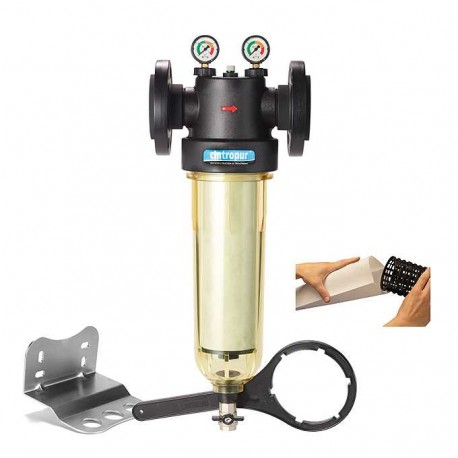 Cintropur nw650 filter water for high flow until 25,000 liters per hour