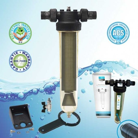 FilterMax Disk water filter special for drilling water and water with high sedimentation