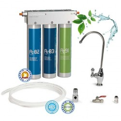 Water purifier Ft Line 3 with installation accessories