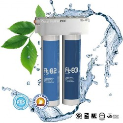 FT LIne PRE filter 5 microns and activated carbon filter