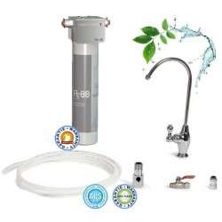 Ft Line 1, filtre à eau complet avec accessoires d'installation
