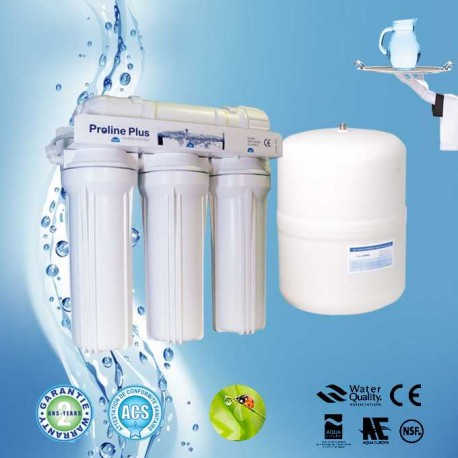 Proline Plus reverse osmosis without pump