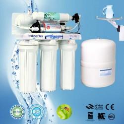 Osmoseur Proline Plus avec pompe purificateur d'eau par osmose inverse