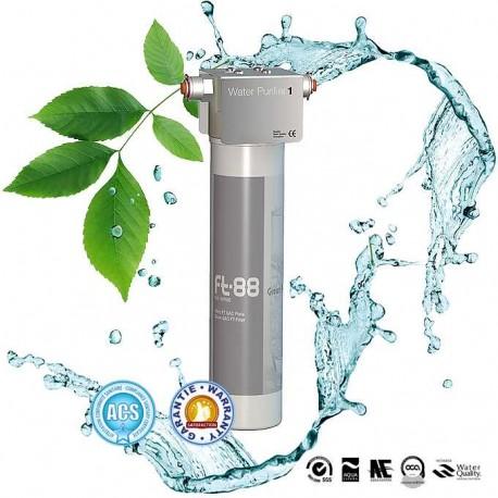 Ft Line 1, filtre à eau complet