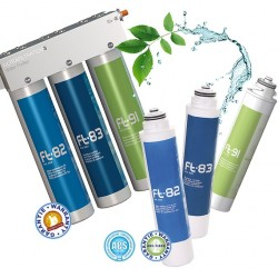FT Line 3 Basic purifies water by ultrafiltration