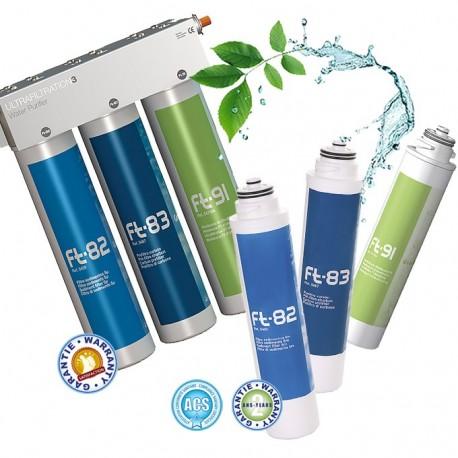 FT Line 3 Basic purifie l'eau par ultrafiltration