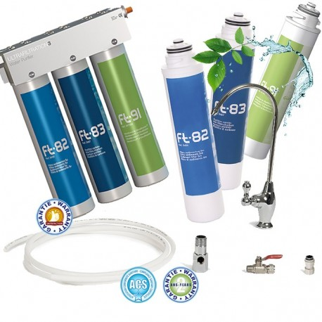 Complete package Ft Line 3 water ultrafilter