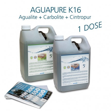 1 year Maintenance kit for water refiner Aguapure K16
