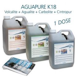 Kit entretien Aguapure K18
