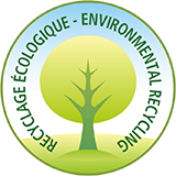 Environmentally symbol in the Aguagreen online store