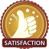 Symbol of the customer satisfaction in the Aguagreen online store