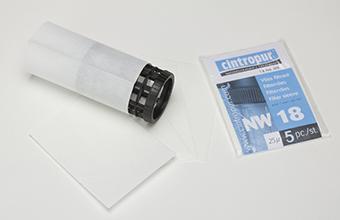 Cintropur manches filtrantes NW18