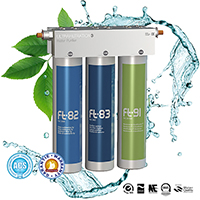 Ft Line 3 pwater purifier by filtration and ultrafiltration